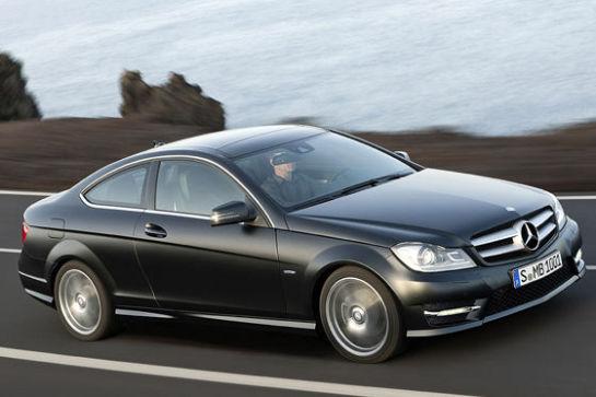 Mercedes C   Ps Technische Daten
