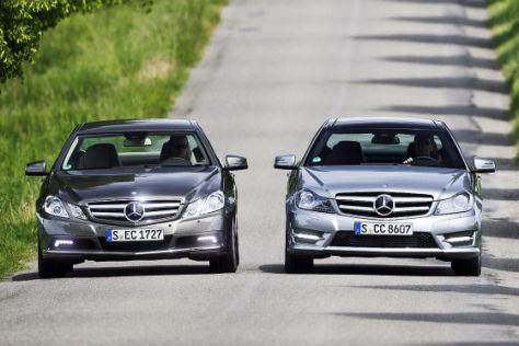Mercedes E Klasse Nach A Kommt B