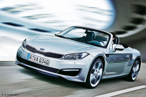 Kia Roadster