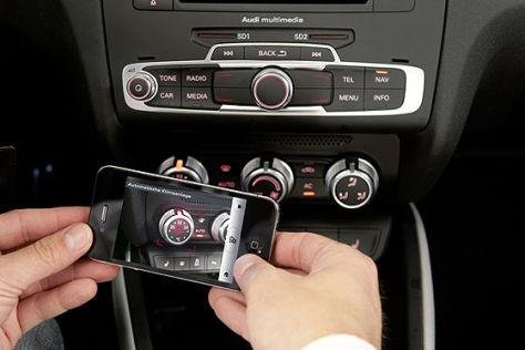 Audi-App eKurzinfo
