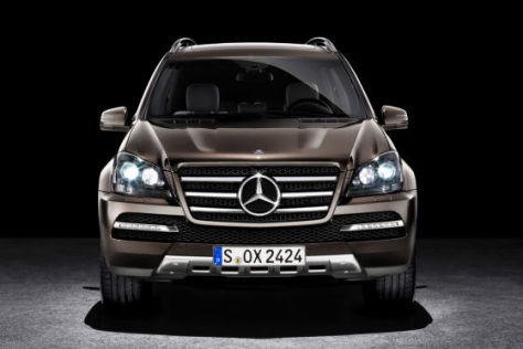 Mercedes GL Grand Edition