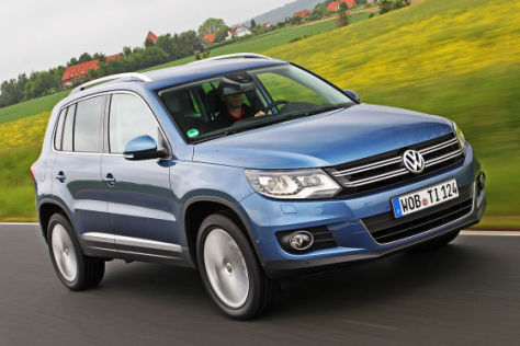 vw tiguan 2012 fahrbericht. Black Bedroom Furniture Sets. Home Design Ideas