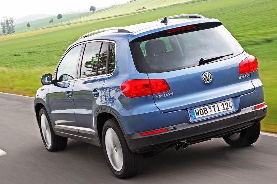 VW Tiguan (2012)