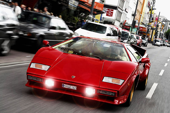 Klassik Video: Lamborghini Countach