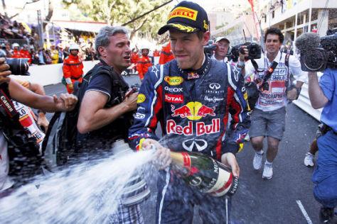 Formel 1 2011: GP von Monaco