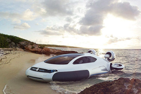 VW Aqua Studie