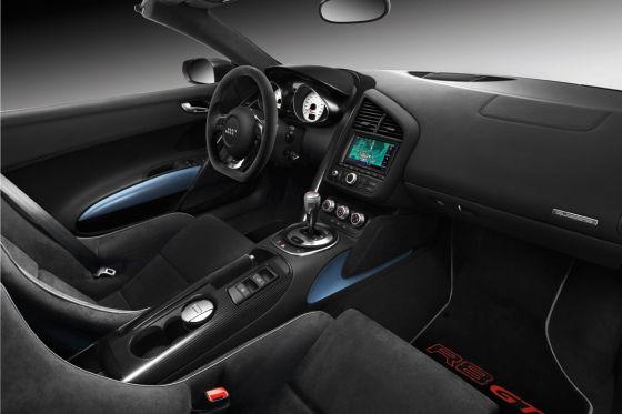 Audi R8 GT Spyder (2011)
