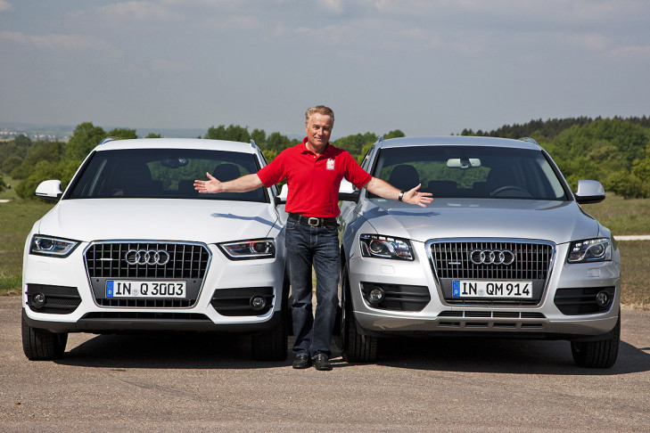Bilder Audi Q3 Gegen Audi Q5 Bilder Autobild De