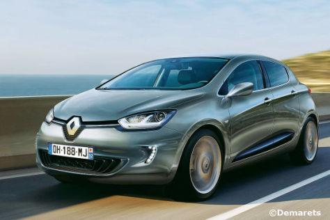 Renault Clio und Scénic