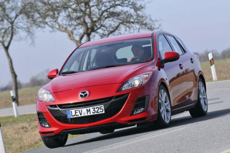 Mazda3 2.2 MZR-CD