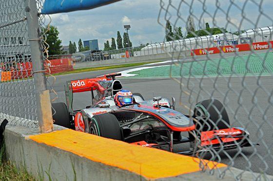 Formel 1: GP von Kanada 2011