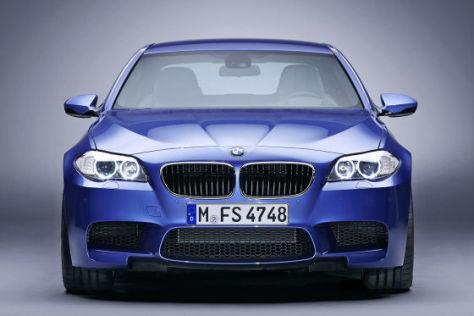 BMW M5 (IAA 2011): Vorstellung