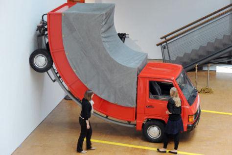 Ausstellung im Museum ZKM