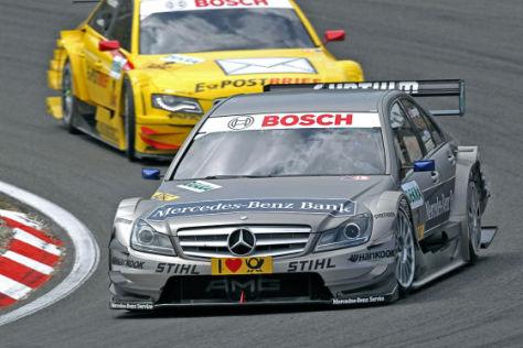 Mercedes AMG C-Klasse DTM 2011