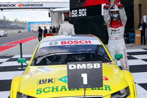 Martin Tomczyk (GER) Audi Sport Team Phoenix