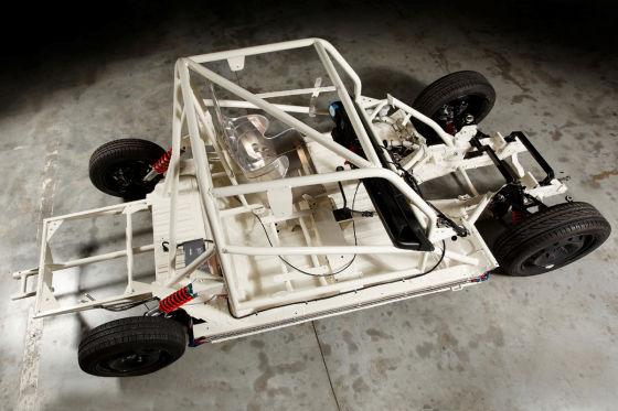 Umgebauter Renault R4