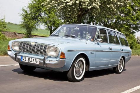 Ford 20M Turnier (P5)