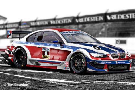 BMW M3 DTM (Fake)