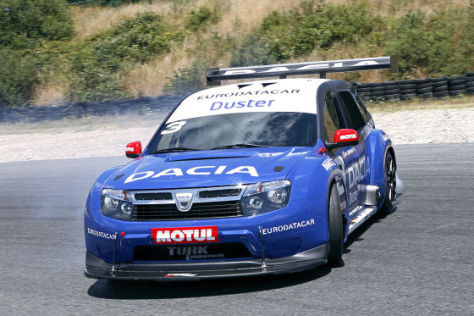 "Dacia Duster ""No Limit"""