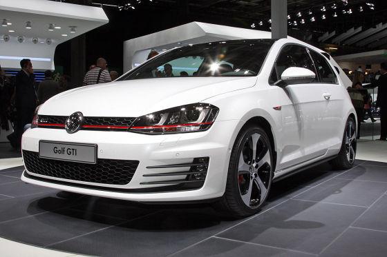 Studie VW Golf VII GTI (2013)