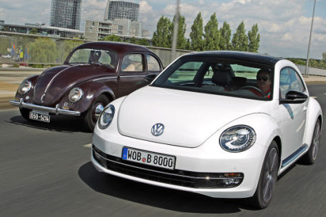 VW Käfer VW Beetle 2.0 TSI