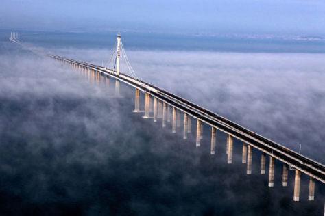 Qingdao-Haiwan-Brücke