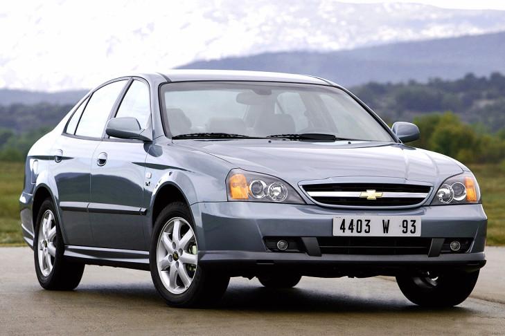 Chevrolet Evanda 2.0 SX