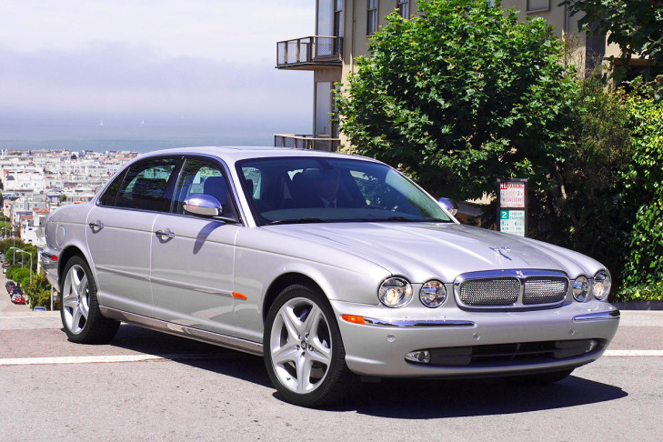 Jaguar XJ Super V8 LWB