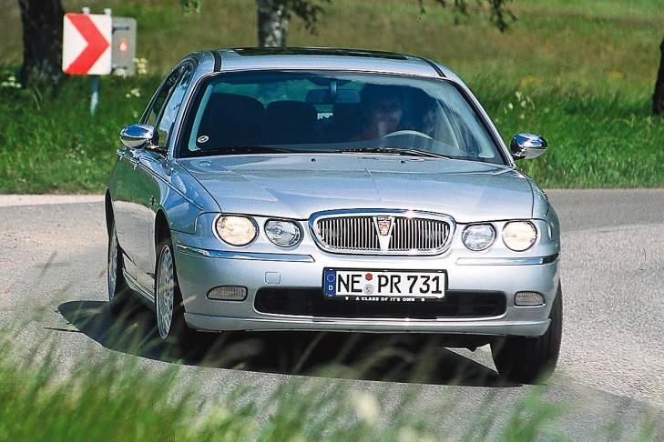 Rover 75 4.6 V8 Celeste L