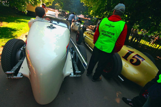 Goodwood Festival of Speed 2011: Highlights