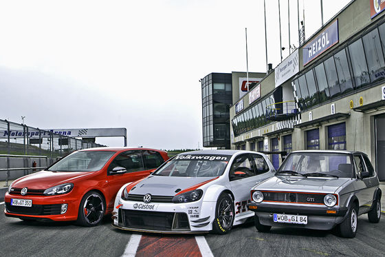Video: 35 Jahre Golf GTI