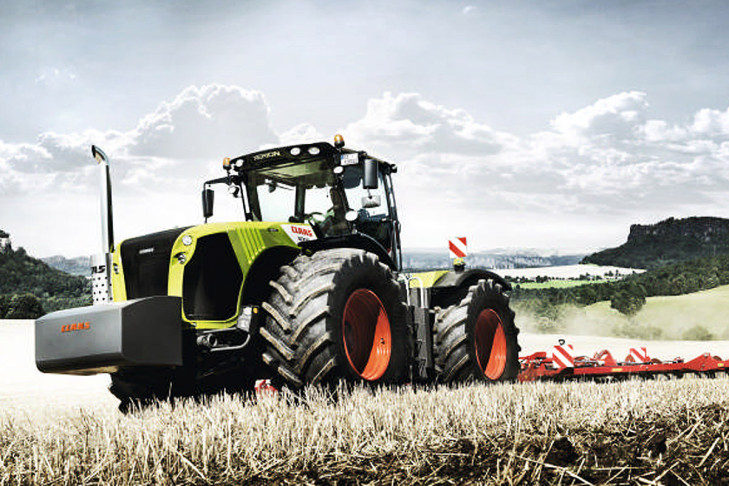 Claas Xerion