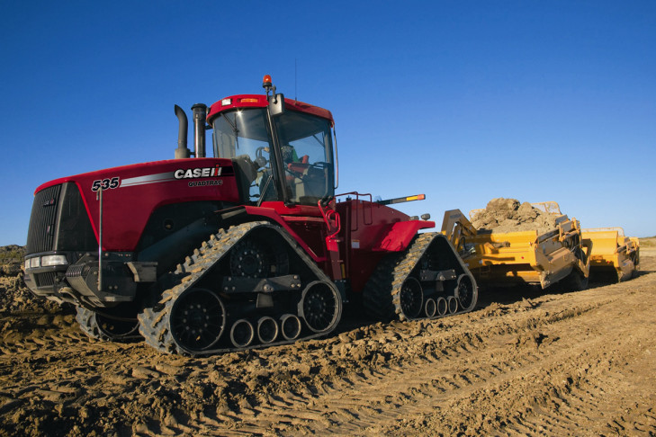 Quadtrac 535