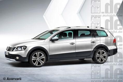 VW CrossPassat