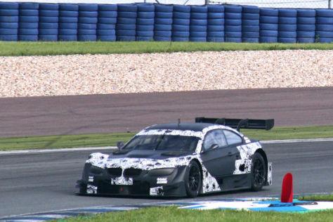 BMW M3 DTM-Erlkönig