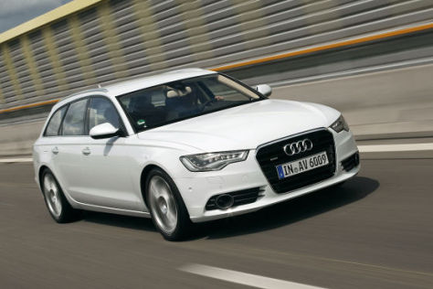 audi a6 avant 3 0 tdi biturbo 2012 fahrbericht. Black Bedroom Furniture Sets. Home Design Ideas