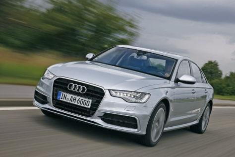 Fahrbericht: Audi A6 Hybrid