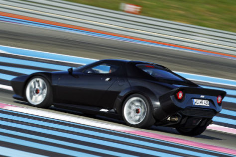 New Stratos by Stoschek