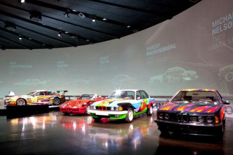 BMW-Art-Cars-Ausstellung