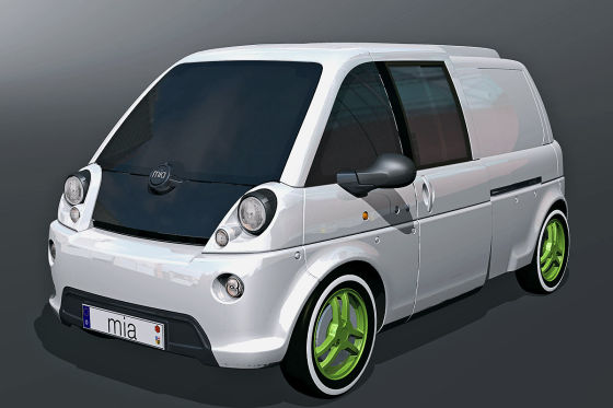 Mia Microbus