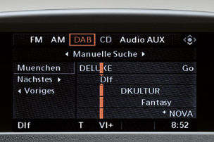 Radio-Revolution im Auto?