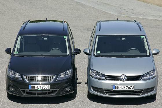 Seat Alhambra VW Sharan