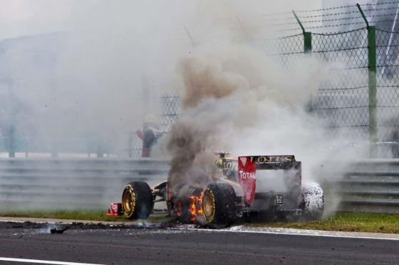 Formel 1 2011 GP Ungarn