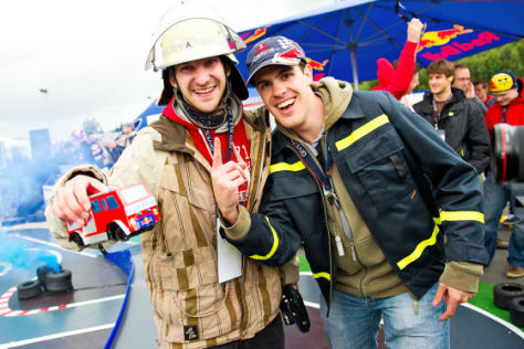 Die Sieger des Red Bull Racing Can 2011