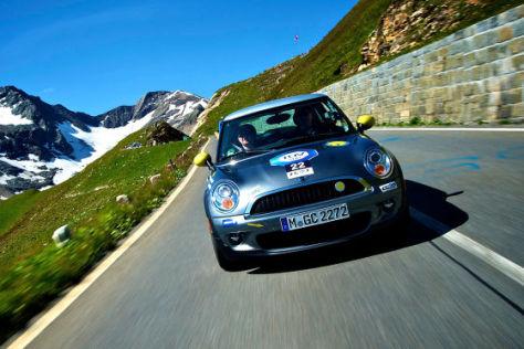 Elektroauto-Rallye e-miglia
