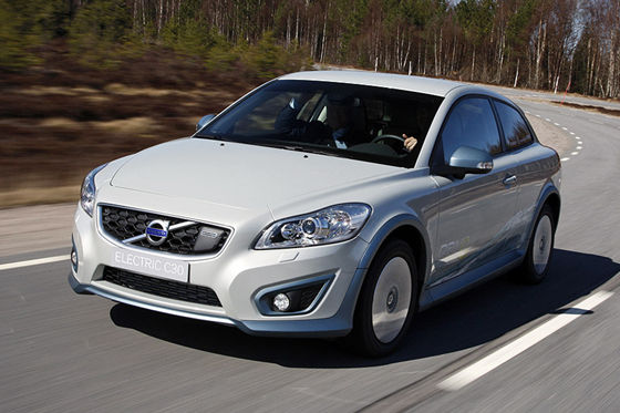 Video: Volvo C30 Electric