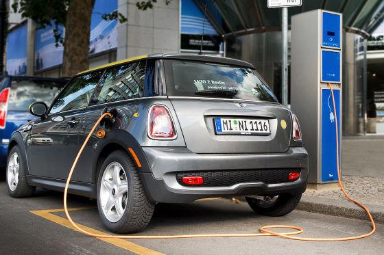 Vattenfall Elektroauto-Ladestation