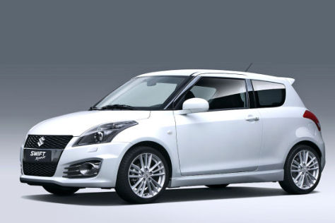 Suzuki Swift Sport (2011)