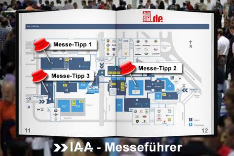 IAA 2011 - Der Messeführer