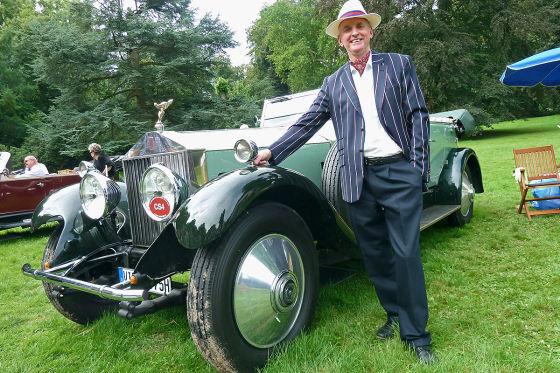 Rolls-Royce Phantom I von 1927